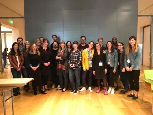 Portfolio Reviewers and Volunteers