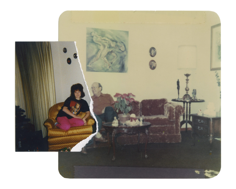 Memory #1, Lynné Bowman Cravens, Inkjet Pigment Print, 2014