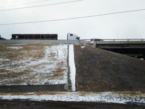 Bridge May Ice