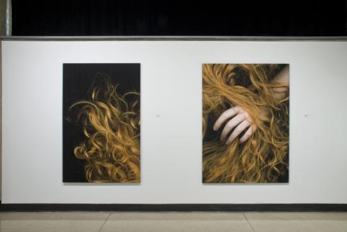 Lamella, Hair