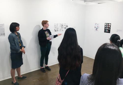 Curator Talk: Iris Bechtol & Lynné Bowman Cravens