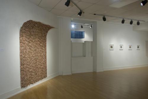 Vessel, Scrutinize and Self-Portrait Origami Tessellations